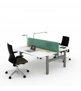 Ahrend Balance Adjustable Height Bench Desk