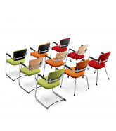Ahrend 262 Visitors Chairs