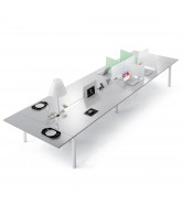 Ahrend 500 Double Bench Desks