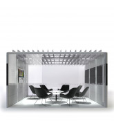 Air3 Large Square Meeting Pod