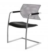 Air Jr Mesh Back Cantilever Chair