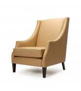Angel Wingchair Side Angel in Beige