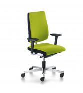 Black Dot Task Chair