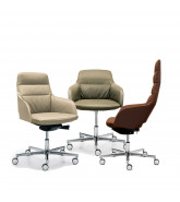 Captain Soft Executive Chairs