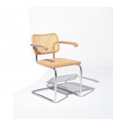 Cesca Cane Chairs from Breuer