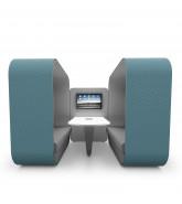 Cocoon Workbay Sofa Unit
