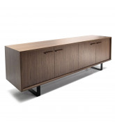 Series 2 Credenza - 4 Door Unit