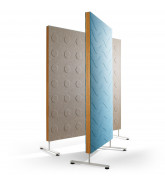 Doremi Freestanding Screen