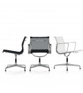 Eames Aluminium Chairs EA 105 & EA 108