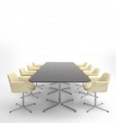 EJ 205 Flamingo Meeting Table