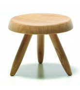 524 Tabouret Berger Stool Natural Oak