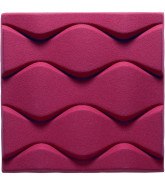 Soundwave Flo Acoustic Wall Panels Detail