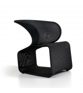 Fly Easy Chair in Black