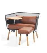 Bla Station Honken Workstation Armchairs