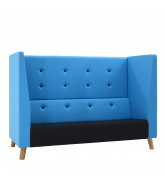 Jensen-Up High Back Sofa
