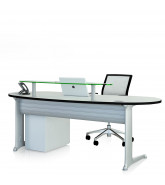 Kassini Stand-Alone Reception Desk