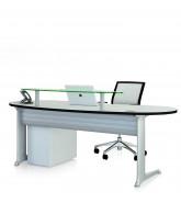 Kassini Stand-Alone Reception Desk