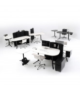 Kei Modular Desks