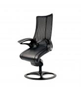 Leopard Mesh Office Chair
