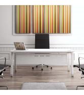 Linnea Rectangular Office Desk by Elite