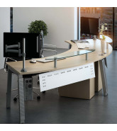 Linnea Executive Reception Desk by Elite
