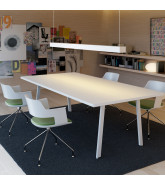 M10 Meeting Table by Forma 5