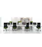 Matrix Bench Desk System