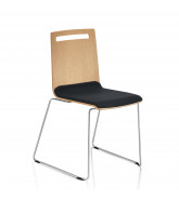 Meet Sled Base Chair