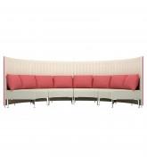 Muffle High Back Sofa