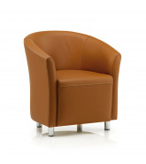 Nova Tub Chair Wheeled