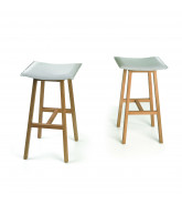 On Your Jays Wooden Cafe Stools