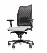 Overtime Office Chair with Mesh Backrest