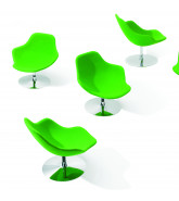 Palma Easy Chairs by Offecct Furniture