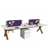 Partita Bench Desk