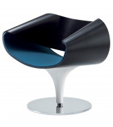 Perillo Chair in gloss finish