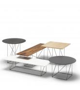 Pilotis Tables