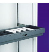 Roll Out Slotted Drawer