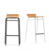 Scoop High Stools