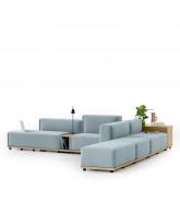 Shuffl Modular Sofa