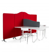 Softline Room Dividers