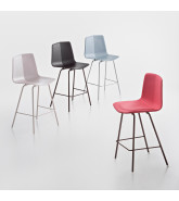 Stratos Bar Stool Collection