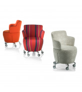 Tarn Tub Swivel Chairs