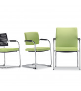 Teo 2 Visitor Chairs
