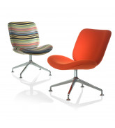 Track Lounge Swivel Chairs