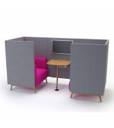 Tryst Privacy Booth