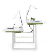 Tyde Sit-Stand Ajustable Bench Desk
