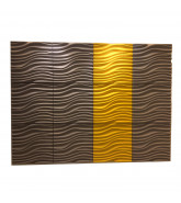 Wave Acoustic Wall Panel