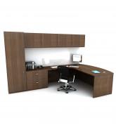 Custom Workwall Desks