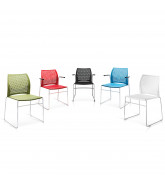 Xpresso Three Office Meeting Chairs