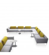 Zeus Modular Soft Seating